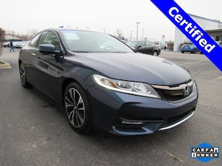 Used 2016 Honda Accord EX-L Coupe For Sale in Toledo, OH