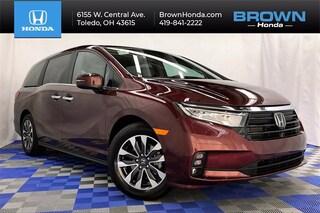 New 2021 Honda Odyssey EX-L Van For Sale in Toledo, OH