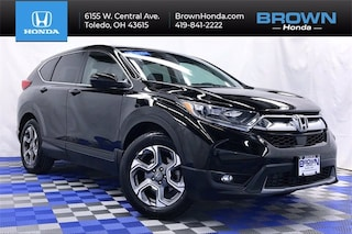 Used 2018 Honda CR-V EX 2WD SUV For Sale in Toledo, OH