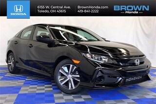 New 2021 Honda Civic LX Hatchback For Sale in Toledo, OH