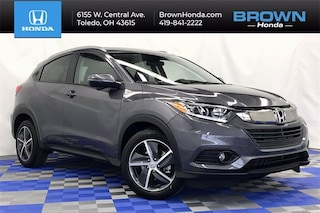 New 2021 Honda HR-V EX AWD SUV For Sale in Toledo, OH