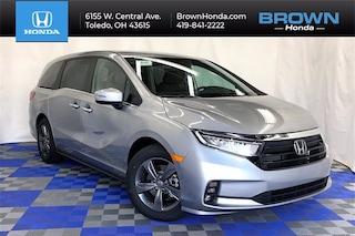new 2021 Honda Odyssey EX Van for sale in Toledo, OH