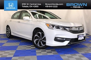 Used 2017 Honda Accord EX-L Sedan For Sale in Toledo, OH