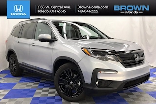 New 2021 Honda Pilot Special Edition FWD SUV For Sale in Toledo, OH