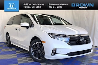new 2022 Honda Odyssey Elite Van for sale in Toledo, OH