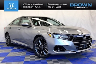 New 2021 Honda Accord EX-L 1.5T Sedan For Sale in Toledo, OH