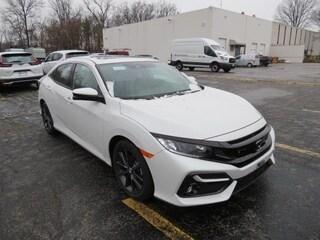 New 2020 Honda Civic EX Hatchback For Sale in Toledo, OH