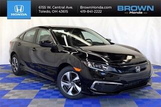 New 2021 Honda Civic LX Sedan For Sale in Toledo, OH