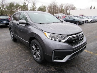 New 2020 Honda CR-V EX AWD SUV For Sale in Toledo, OH