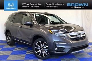 New 2021 Honda Pilot Touring 7 Passenger AWD SUV For Sale in Toledo, OH
