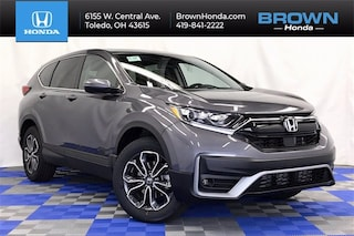 New 2021 Honda CR-V EX AWD SUV For Sale in Toledo, OH