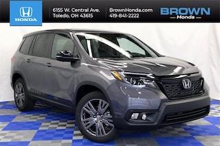 New 2021 Honda Passport EX-L SUV For Sale in Toledo, OH