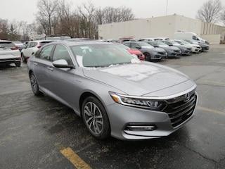 New 2020 Honda Accord Hybrid EX-L Sedan For Sale in Toledo, OH