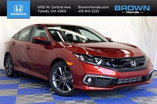 new 2021 Honda Civic EX-L Sedan 2HGFC1F77MH704226 for sale in toledo, oh
