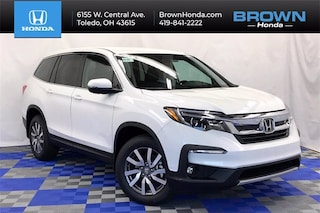 New 2021 Honda Pilot EX AWD SUV For Sale in Toledo, OH