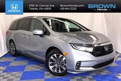 2021 Honda Odyssey EX-L Van