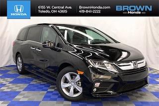 New 2020 Honda Odyssey EX-L Van For Sale in Toledo, OH