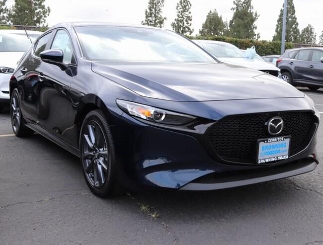 New 2019 Mazda Mazda3 Hatchback In Cerritos