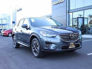 2016 Mazda CX-5 Grand Touring SUV JM3KE2DY7G0906881