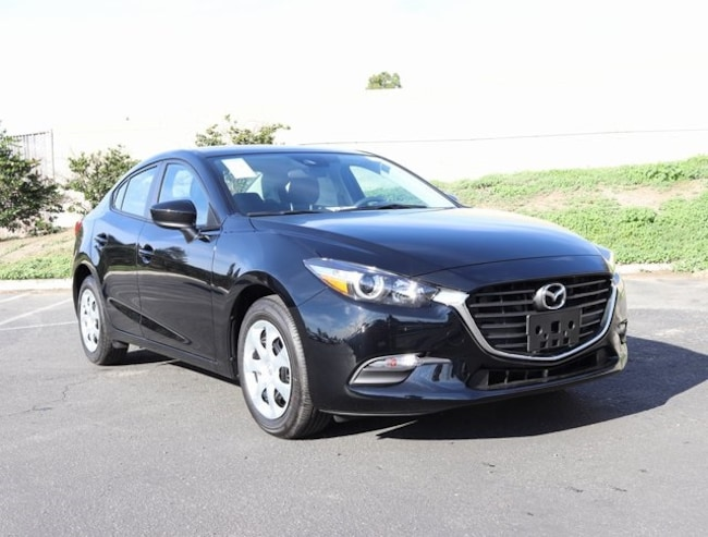 New 2018 Mazda Mazda3 Sport Sedan In Cerritos