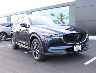 2018 Mazda CX-5 Grand Touring SUV JM3KFADM1J0350319