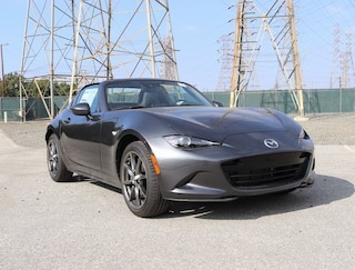 New 2019 Mazda Mazda MX-5 Miata RF Grand Touring Coupe 19240704 in Cerritos, CA