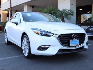 New 2017 Mazda Mazda3 Grand Touring Sedan 17241427 in Cerritos, CA