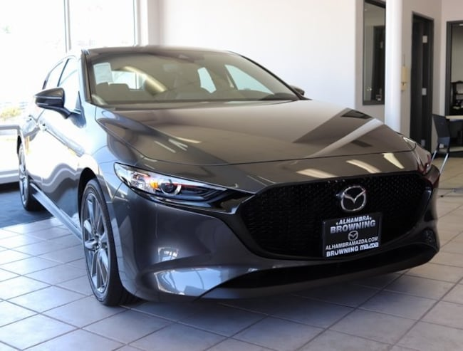 New 2019 Mazda Mazda3 Hatchback In Cerritos