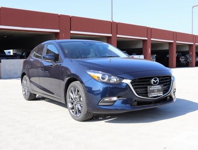 New 2018 Mazda Mazda3 Touring Hatchback In Cerritos
