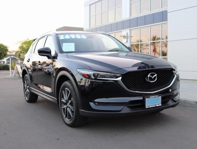 used 2017 Mazda CX-5 Grand Select SUV In Cerritos