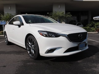 2017 Mazda Mazda6 Grand Touring Sedan JM1GL1W51H1102136