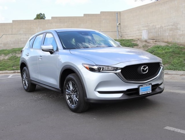 New 2019 Mazda Mazda CX-5 Sport SUV In Cerritos