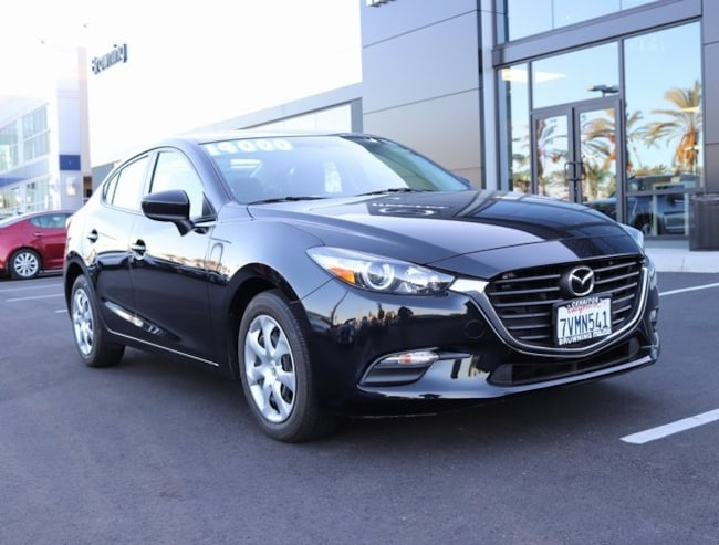used 2017 Mazda Mazda3 Sport Sedan In Cerritos