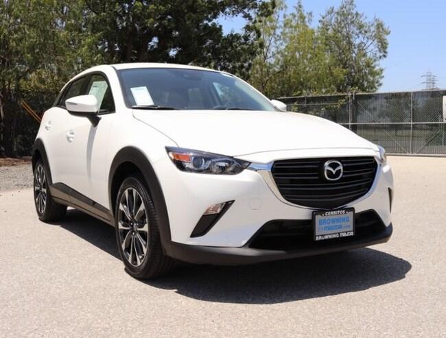New 2019 Mazda Mazda CX-3 Touring SUV In Cerritos