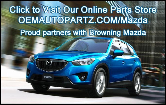 browning mazda parts store | cerritos, ca