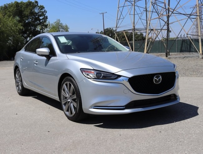 New 2018 Mazda Mazda6 Grand Touring Reserve Sedan In Cerritos
