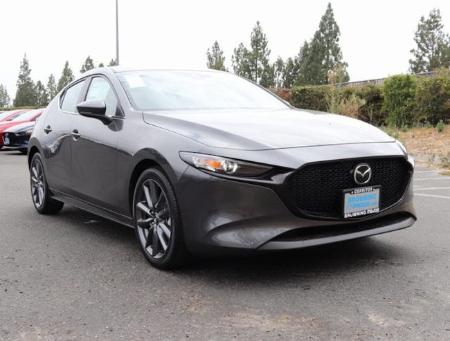 New 2019 Mazda Mazda3 Preferred Package Hatchback In Cerritos