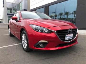 2015 Mazda Mazda3 Sedan