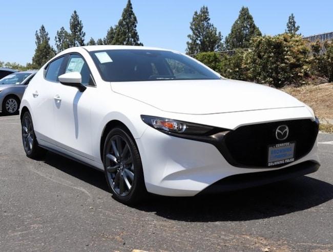 New 2019 Mazda Mazda3 Preferred Package Hatchback In Cerritos