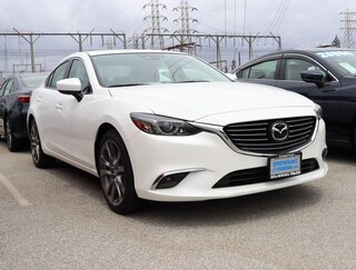 New 2017 Mazda Mazda6 Grand Touring Sedan 7242434 in Cerritos, CA