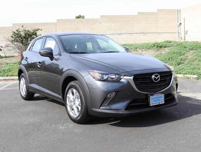 New 2019 Mazda Mazda CX-3 Sport SUV In Cerritos