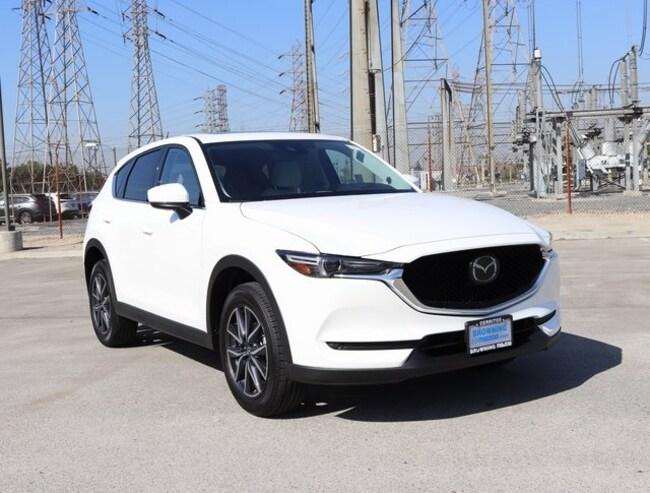 New 2018 Mazda Mazda CX-5 Grand Touring SUV In Cerritos