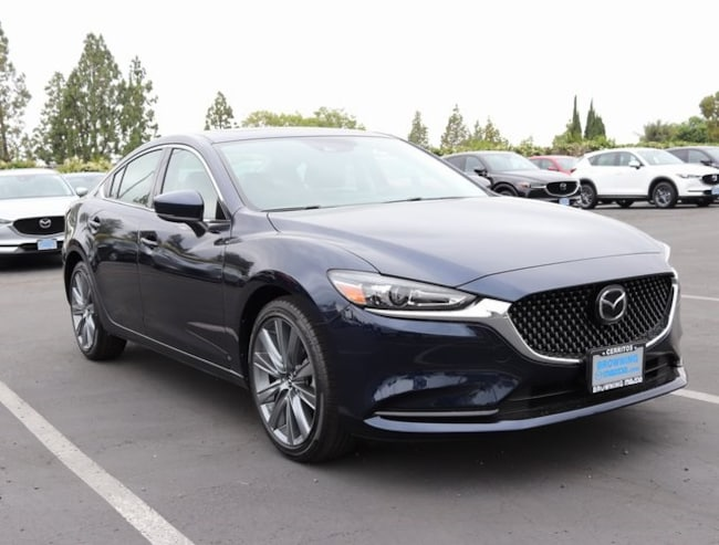 New 2019 Mazda Mazda6 Touring Sedan In Cerritos