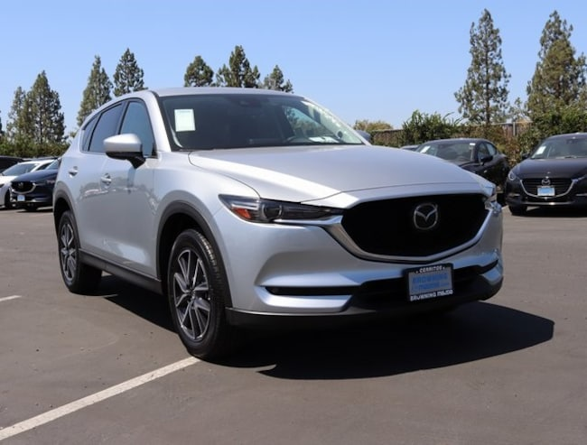 New 2018 Mazda Mazda CX-5 Grand Touring SUV In Cerritos