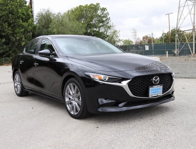 New 2019 Mazda Mazda3 Select Package Sedan In Cerritos