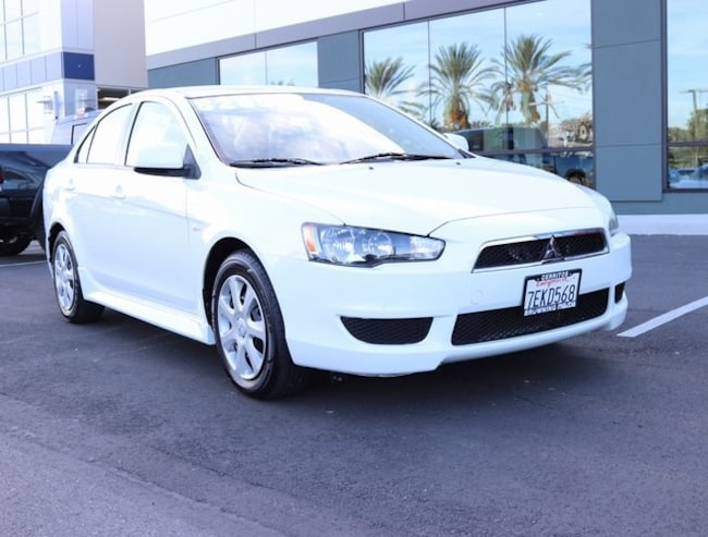 used 2014 Mitsubishi Lancer ES Sedan In Cerritos