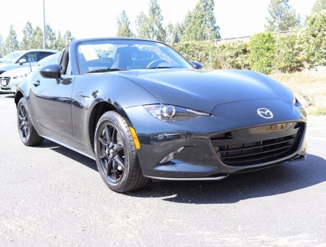New 2019 Mazda Mazda MX-5 Miata Sport Convertible In Cerritos