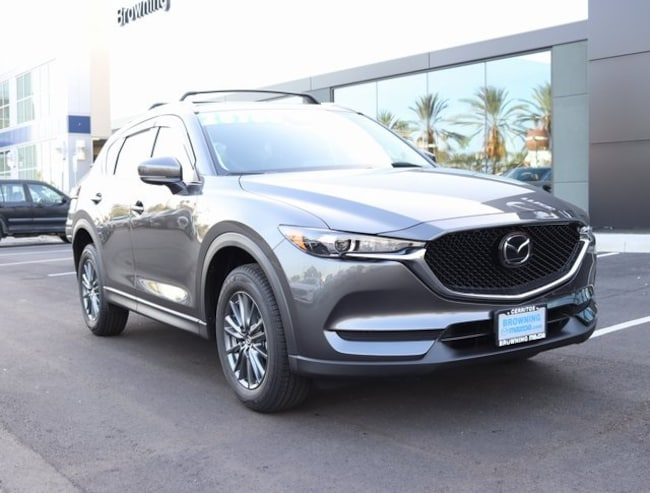 used 2019 Mazda CX-5 Touring SUV In Cerritos
