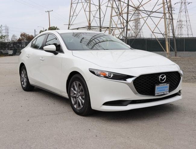 New 2019 Mazda Mazda3 Sedan In Cerritos