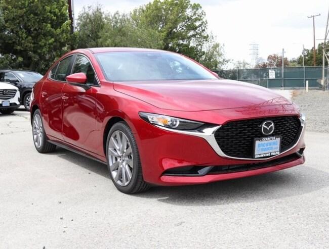New 2019 Mazda Mazda3 Select Package Sedan In Cerritos